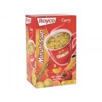 Royco Minute Soup Curry+cro/ds 20 534250
