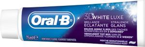 Oral-B 3D White Luxe Stralende Glans Tandpasta