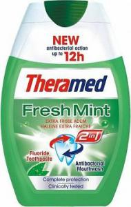 Theramed Fresh Mint Tandpasta + Mondwater - 75ml