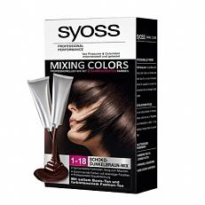 Mixing Color 1-18 Dark Chocolate Fusion