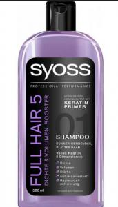 Syoss Shampoo - Full Hair5 500 Ml