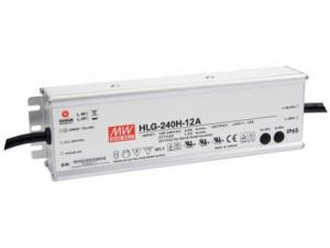 SCHAKELENDE VOEDING - 1 UITGANG 240W 12 V Mean Well