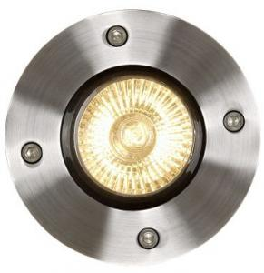 Grondspot Lucide Recessed Rond 11801/21/12