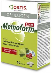 Ortis Memoform Exam