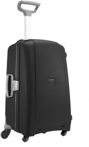 Samsonite Aeris Spinner 68 Black Harde Koffer