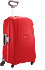 Samsonite Aeris Spinner 75 Red Harde Koffer