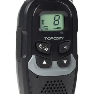 Topcom RC-6410 Walkie Talkie 446MHz