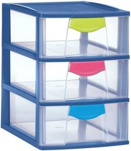 Allibert Magic Case Ladesysteem Blauw