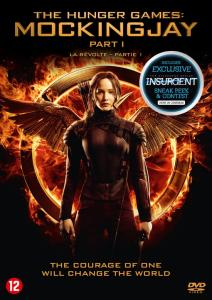 Hunger Games - Mockingjay Part 1