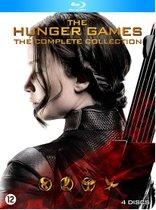Hunger Games 1-4 Blu-Ray .. COLLECTION // BILINGUAL //CAST: JENN