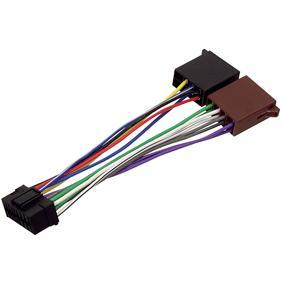 Hq Iso-sony16p Iso Kabel Voor Sony Auto Audioapparatuur