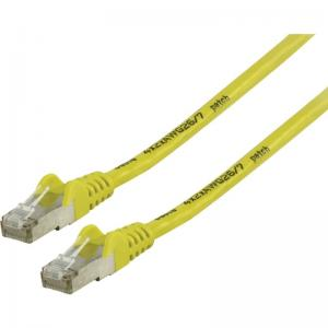 CAT6 S/FTP Netwerkkabel RJ45 8/8 Male - 1.00 M Geel