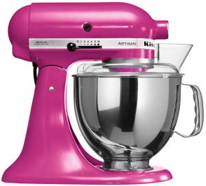 KitchenAid Artisan Mixer Fuchsia