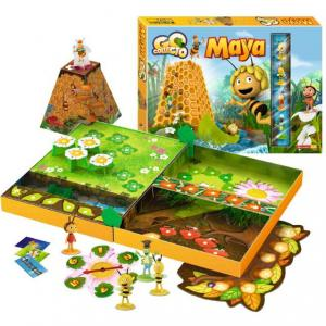 Maya De Bij Go Collecto Bordspel