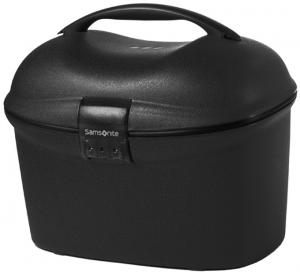 Samsonite PP Cabin Collection Beauty Case Black Beautycase
