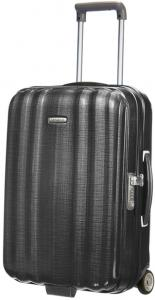 Samsonite Lite-Cube Upright 55 Graphite Harde Koffer