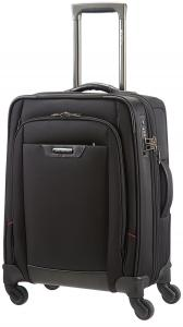 Samsonite Pro-DLX 4 Expandable Spinner 55 Cm Black