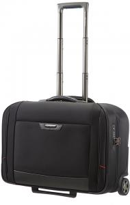 Samsonite Pro-DLX 4 Garment Bag With Wheels Cabin Black Kledingh