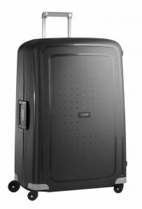 Samsonite S Spinner 81 Black Harde Koffer