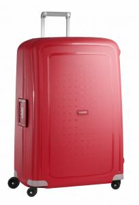 Samsonite S Spinner 81 Crimson Red Harde Koffer