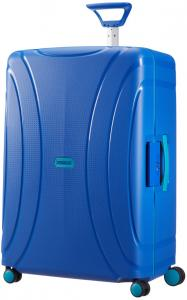 American Tourister Lock Roll Spinner 75 Cm Skydiver Blue
