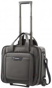 Samsonite Pro-DLX 4 Rolling Tote 16.4 Magnetic Grey