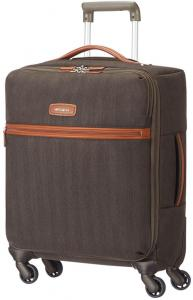 Samsonite Lite-DLX Spinner 55 Dark Olive