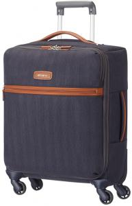 Samsonite Lite-DLX Spinner 55 Midnight Blue