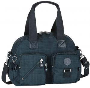 Kipling Defea BP Schoudertas Dazz True Blue