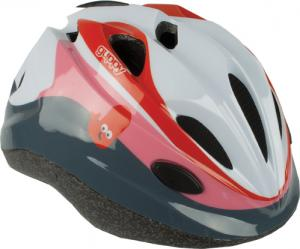 Valhelm Polisport Guppy Rose/Wit Xxs Kind