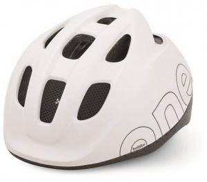 Bobike Kinderhelm One Junior Wit Maat 52/56 Cm