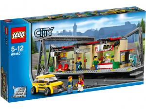 LEGO City Treinstation 60050