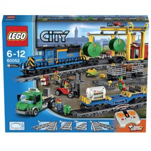 LEGO City Vrachttrein 60052