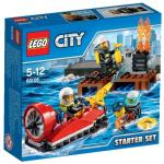 Lego City 60106 Brandweer Starter Set (5702015591744)