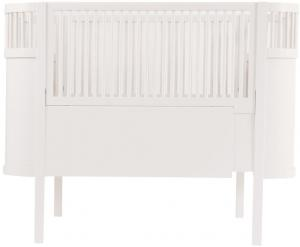 Kili Baby & Junior Bed White