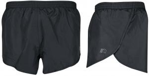 Newline Base Split Shorts 14702-604 - Hardloopbroek Heren Black