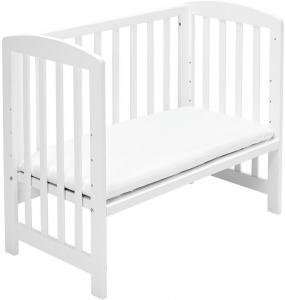 Baby Dan - Alfred Bed BY-MY-SIDE White 1190-01