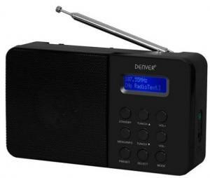 Denver Portable Radio DAB33BLACK