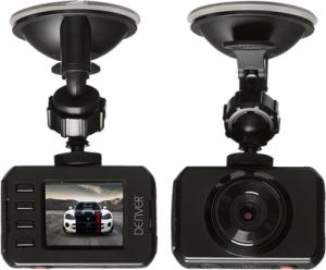 Denver CCT-1301 HD Black Box Dashcam