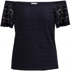 Vila Off-Shoulder Mouwloze Top