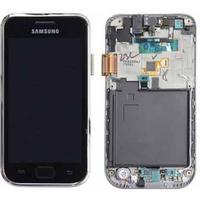 Samsung Galaxy S Plus Display Assembly - White Voor GT-I9001