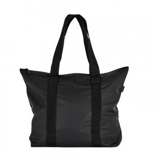 Rains Original Tote Bag Rush Black