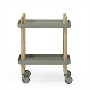 Normann Copenhagen - Block Table Dusty Green 602204