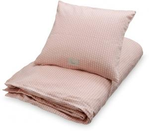 CamCam Copenhagen Junior Dekbedovertrek Sashiko Blush - 100 X 14