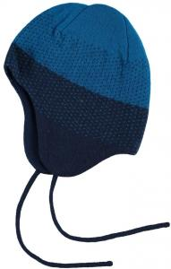 NAME IT Mini Nitflash Wool Hat Heren Blauw