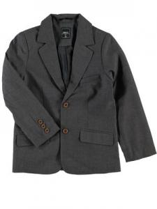 NAME IT Kids Nitholger Blazer Heren Grijs