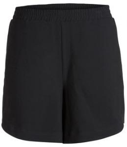 PIECES Klassiek Shorts Dames Zwart
