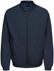ONLY & SONS Bomber Jas Heren Zwart