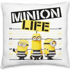 Minions Sierkussen Dispicable Me 3 40x40cm - Polyester