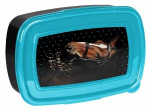 Animal Pictures Lunchbox My Beautiful Horse - 185 X 13 6 Cm Poly